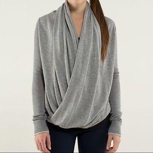 Lululemon Iconic Sweater Wrap - 6